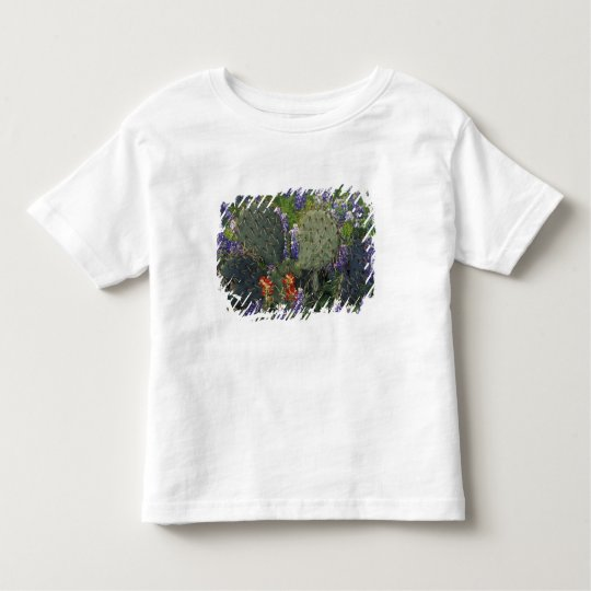 N.A., USA, Texas, Cactus surrounded by Toddler T-shirt
