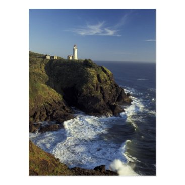 Valentines Themed N.A., USA, Washington, Cape Disappointment State Postcard