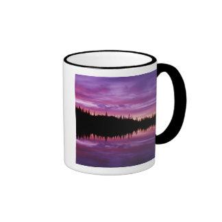 N.A., USA, Washington, Mt. Rainier National 2 Mugs