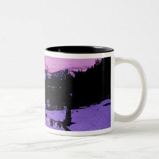 N.A., USA, Washington, Mt. Rainier National 3 Mug