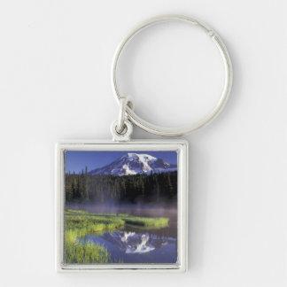 N.A., USA, Washington, Mt. Rainier National 5 Key Chains