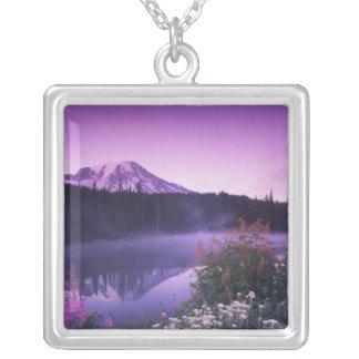N.A., USA, Washington, Mt. Rainier National Necklace