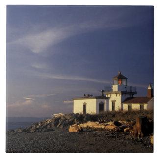 N.A., USA, Washington, Seattle Westpoint Tile