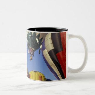 N.A., USA, Washington, Walla Walla, Walla Walla Two-Tone Coffee Mug