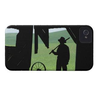 N.A., USA, Washington, Whitman County. iPhone 4 Cover
