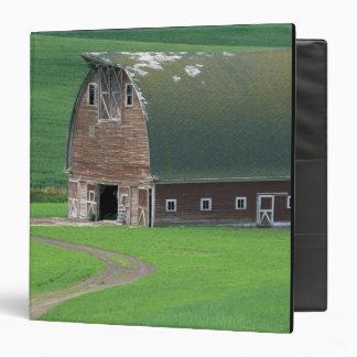 N.A., USA, Washington, Whitman County. Old Binder