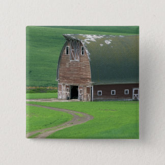 N.A., USA, Washington, Whitman County. Old Pinback Button