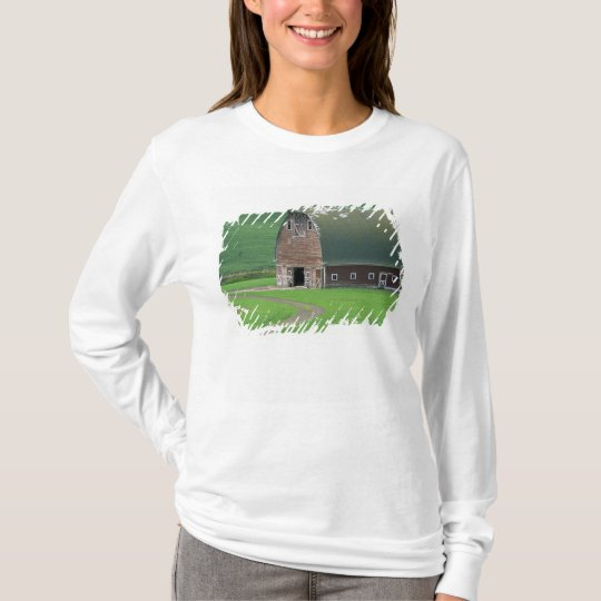 N.A., USA, Washington, Whitman County. Old T-Shirt