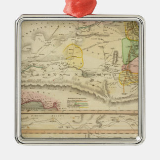 N Africa, S Africa Christmas Tree Ornament