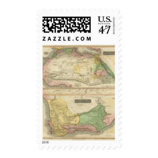 N Africa, S Africa Postage