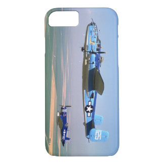 N. American, B-25, 1943_Classic Aviation iPhone 8/7 Case