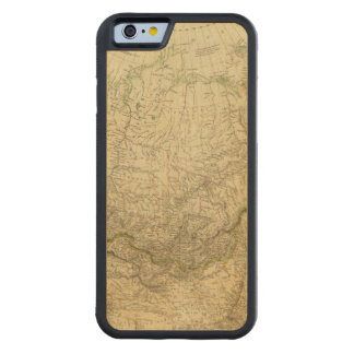 N Asia Carved Maple iPhone 6 Bumper Case