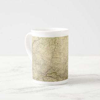 N Asia Taza De Porcelana