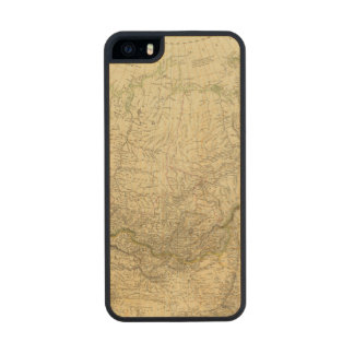 N Asia Wood iPhone SE/5/5s Case