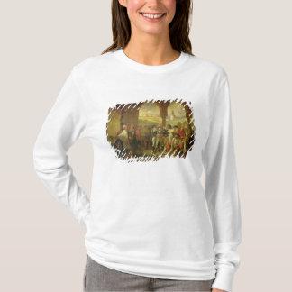 N. Bonaparte visiting the plague stricken of T-Shirt