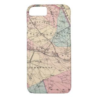 N Burlington County, NJ iPhone 8/7 Case