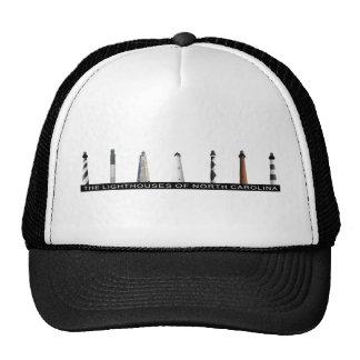 N C Lighthouses One Trucker Hat