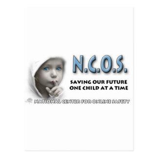 n.c.o.s. tarjetas postales
