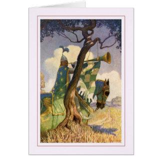 N C Wyeth Card