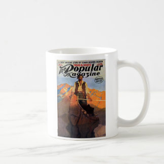 N. C. Wyeth - Popular Magazine, November 1909 Coffee Mug