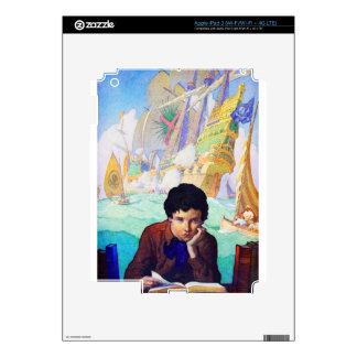 N C Wyeth's Tales Of Adventure iPad 3 Decals