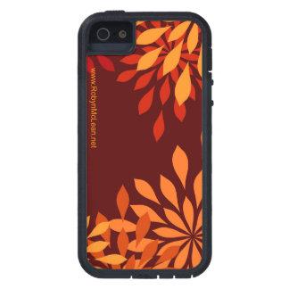 N caliente vibrante iPhone 5 carcasas