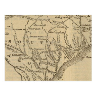 N Carolina, S Carolina Post Cards