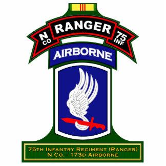 N Co, 75.o regimiento de infantería - guardabosque Esculturas Fotograficas