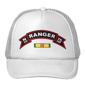 N Co, 75th Infantry Regiment - Rangers Vietnam Mesh Hat