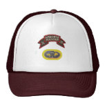 N Company Rangers Hat with SSI and Jump Wings