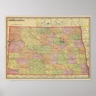 N Dakota Print