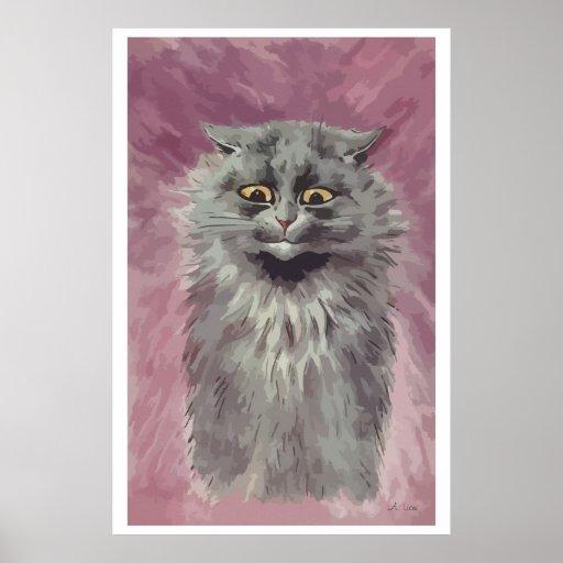 N° de pintura 3 del gato persa impresiones