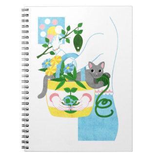 N ECOBAG colorful (N-ECOBAG COLORFUL) Notebook
