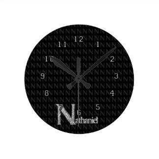 N - El alfabeto de Falck (plateado) Relojes