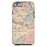 N el condado de Burlington, NJ Funda De iPhone 6 Tough