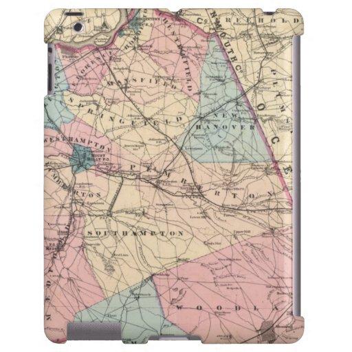 N el condado de Burlington, NJ Funda Para iPad