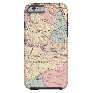 N el condado de Burlington, NJ Funda Para iPhone 6 Tough