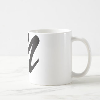 N está para desagradable tazas de café