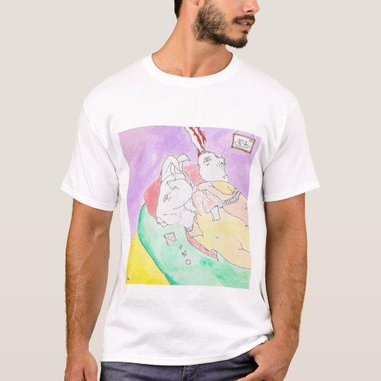 N. F. L. Bunnies T-Shirt