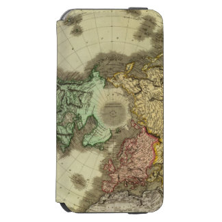 N Hemisphere iPhone 6/6s Wallet Case