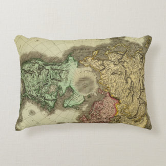 N Hemisphere Accent Pillow