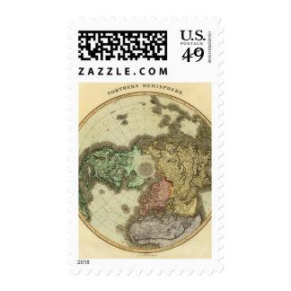 N Hemisphere Postage