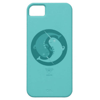 N is for Narwal iPhone SE/5/5s Case