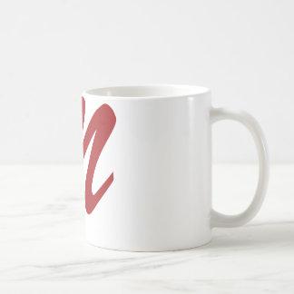 N is For Nasty Coffee Mug