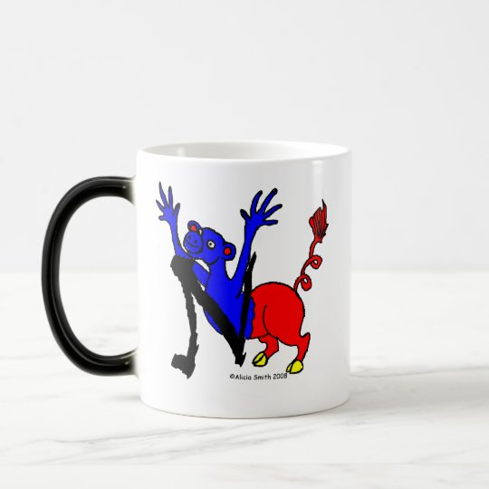 N is for Nependis Magic Mug