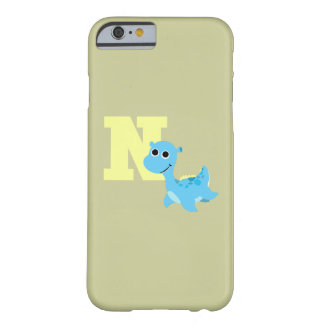 N is for Nessie Barely There iPhone 6 Case