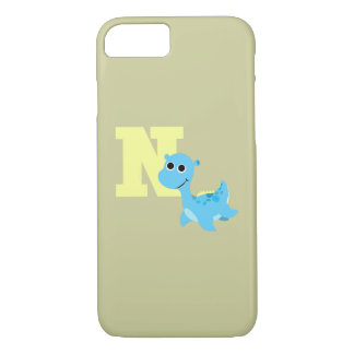 N is for Nessie iPhone 8/7 Case