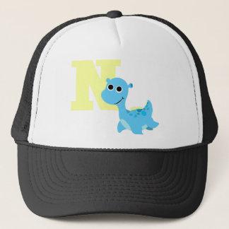 N is for Nessie Trucker Hat