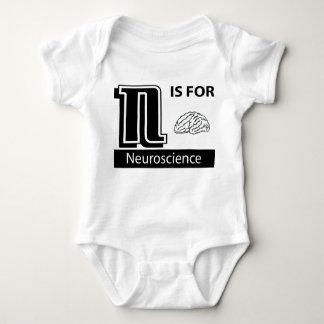 N Is For Neuroscience Baby Bodysuit