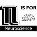 N Is For Neuroscience Photo Cut Out